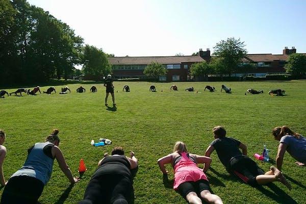 FIT-YES træning Hammerum/ Gjellerup
