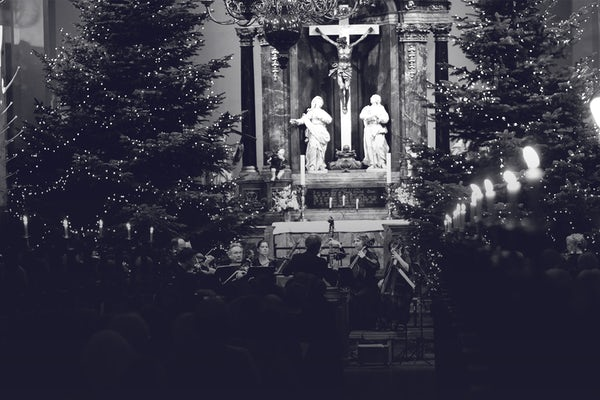 Julekoncert med Concerto Copenhagen
