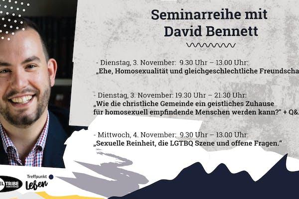 Abendseminar mit David Bennett