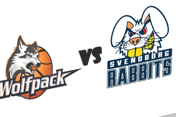 Wolfpack vs Svendborg Rabbits