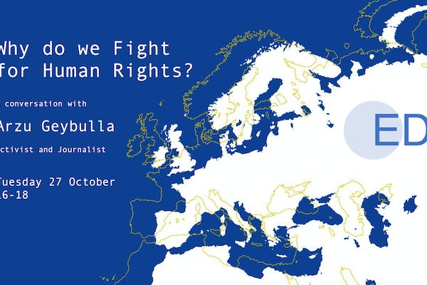 Why do we Fight for Human Rights?