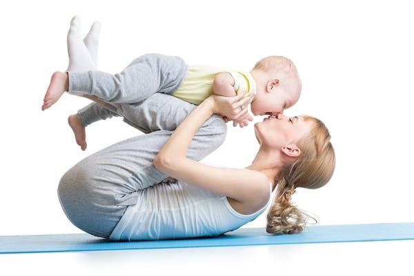 Efterfødsel & Babyleg (2 uger - 6 mdr) Hold 1