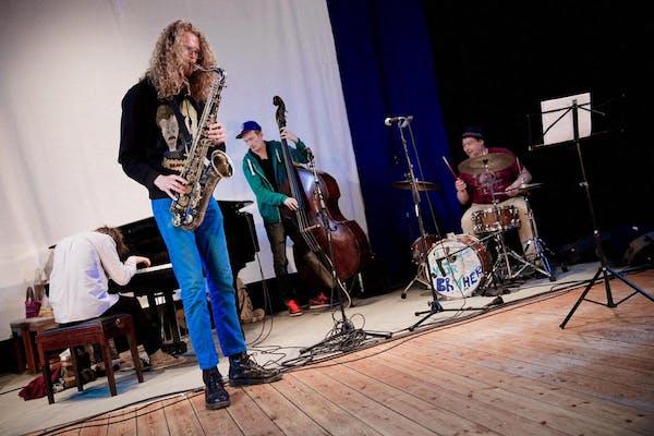 Southern Jazz Cult: Kresten Osgood Kvintet