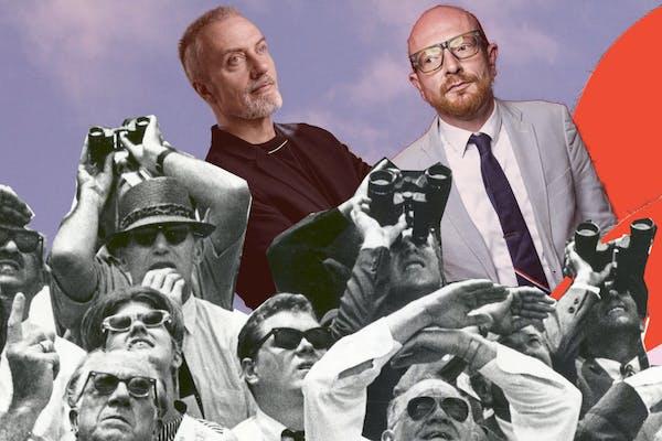 Salonaften på Granola med Mads Brügger og Frederik Preisler