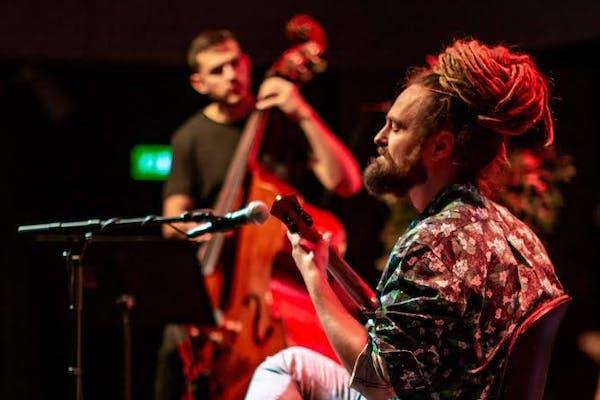 Vinterjazz: Tobias Elof med Jonathan Bremer
