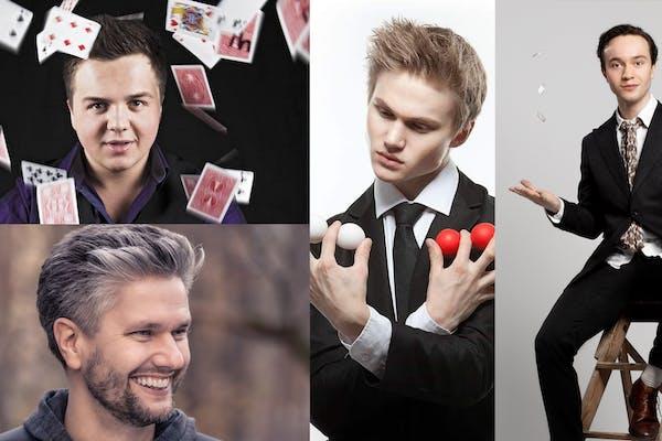 Pandora presenterar: Trollkarlar