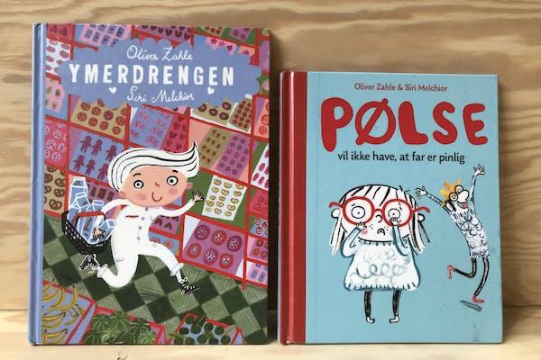 Pølse, Ymerdrengen og Oliver Zahle / Weekend for børn