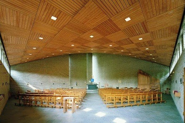 Søndagsmesse i Sankt Nikolaj