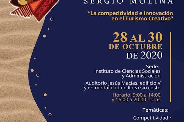 "XII Cátedra Patrimonial internacional en Turismo ""Sergio Molina"""