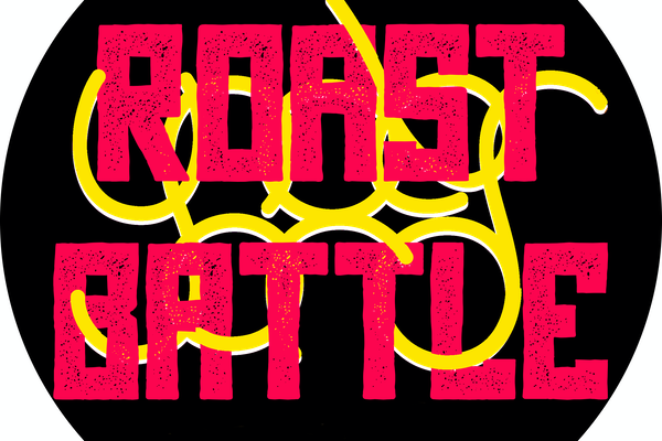 Under Jord presenterar: ROAST BATTLE V