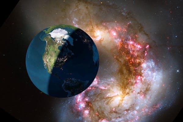 Verden er i dig – at forlade verden  //  The World is in You - leaving this world
