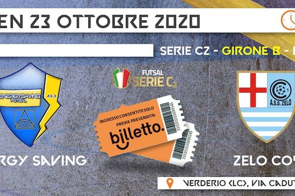Serie C2: Energy Saving Futsal - Zelo CO5