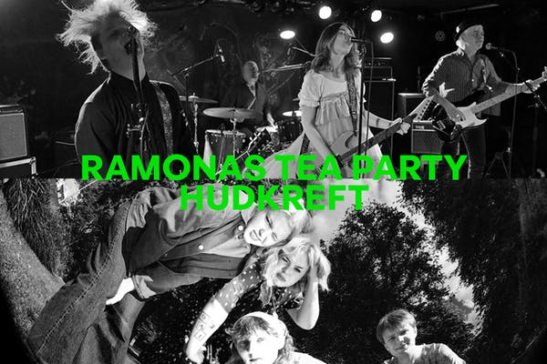 Ramona's Tea Party + Hudkreft