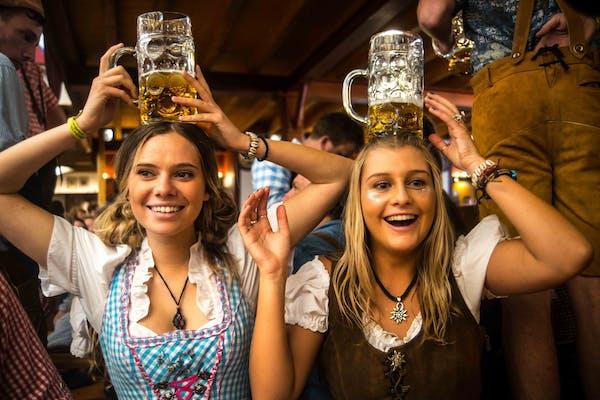 Oktoberfest Munich 2021