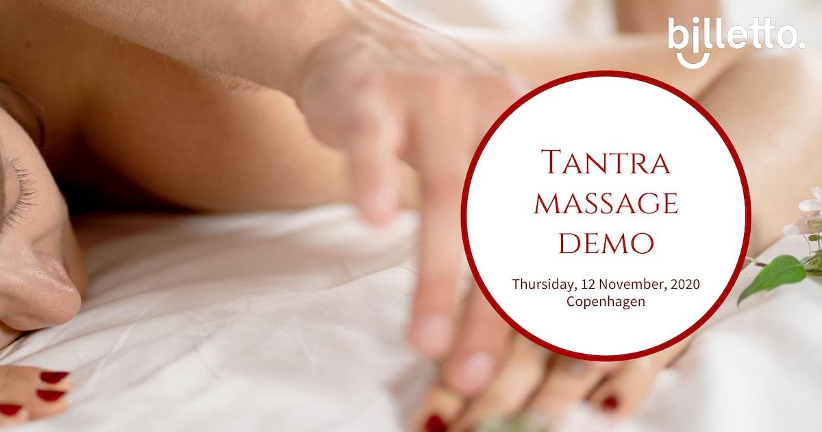 Tantra massage in copenhagen