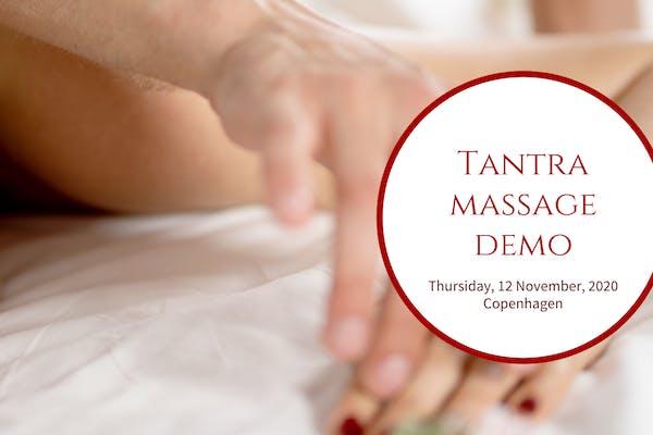 FREE Tantra Massage Live Demo -  Copenhagen