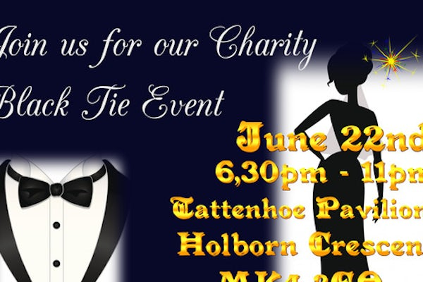 Charity Black Tie Event