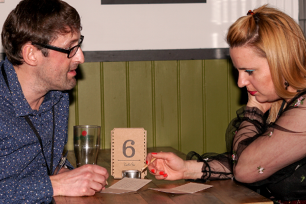 speed dating places in london