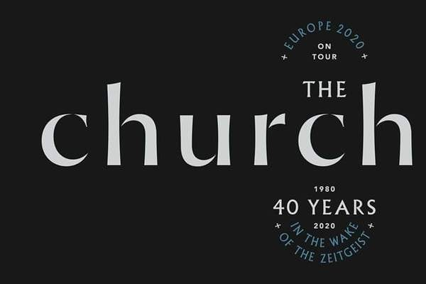 The Church - 40 years (Umeå)