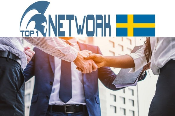 Top 1 Network Sverige Online Video Conference Business Networking Meeting
