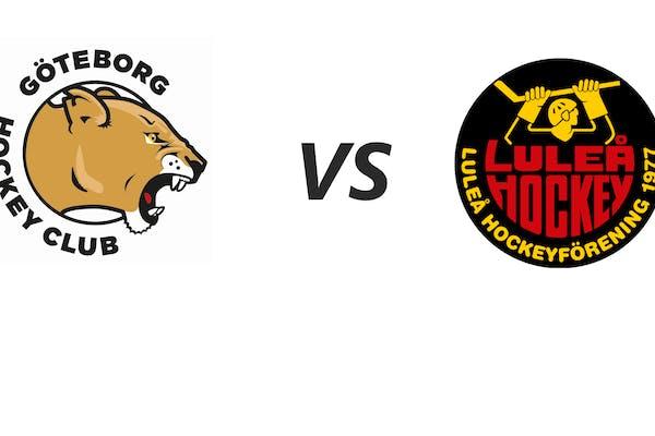 Göteborg HC vs Luleå HF