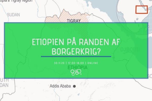 Etiopien på randen af borgerkrig?