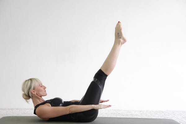 Pilates mat for alle (18-99 år)