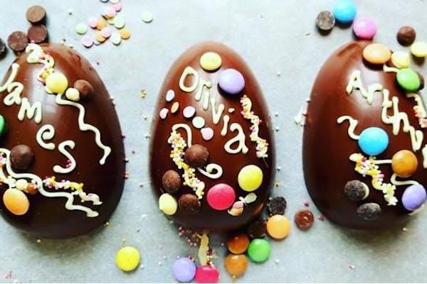 Easter Egg Decorating Masterclass