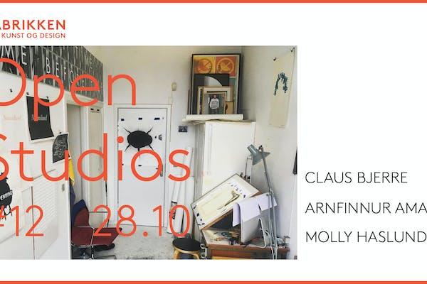 Open Studio #12