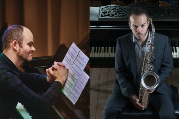 Paul Edis/Vasilis Xenopoulos Quartet - Livestream