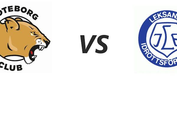 Göteborg HC vs Leksands IF