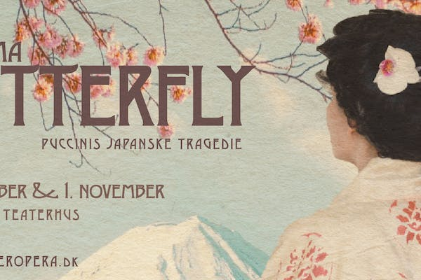 MADAMA BUTTERFLY - Puccinis japanske tragedie