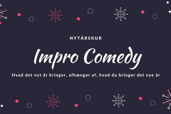 Nytårskur: Impro Comedy Show
