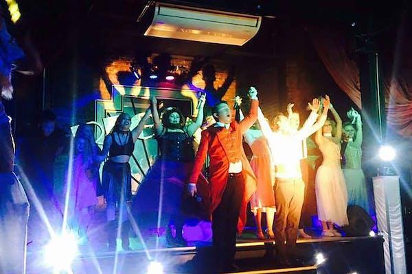 The Greatest Showman Tribute - Longbridge
