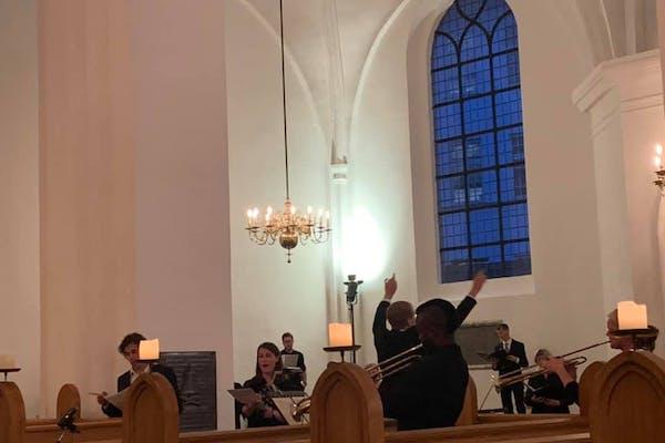 Kantoriets Julekoncert
