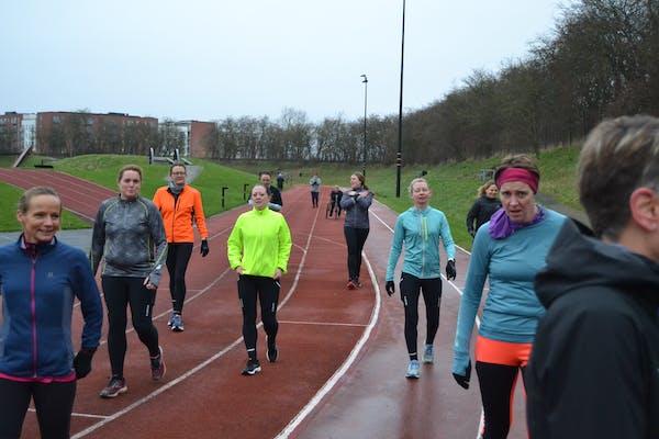 AFLYST GRATIS Cooperstest og intro til teknik- og fart-træning for kvinder