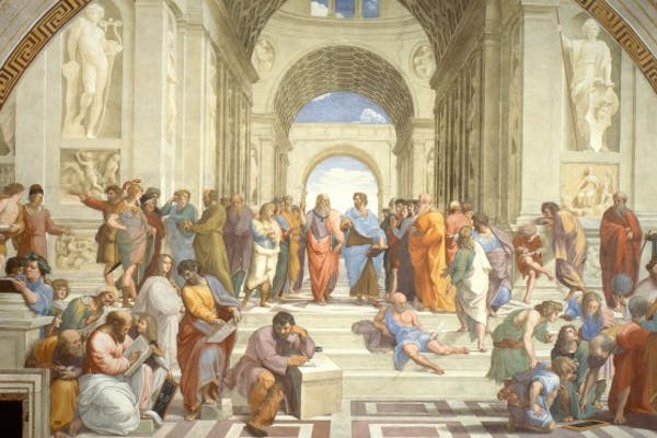 Raffaello in Vaticano - la decorazione delle stanze tra Giulio II e Leone X
