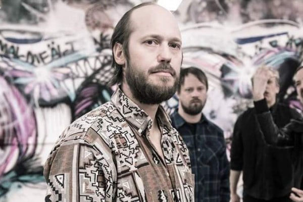 Johan Airijoki & Malmfältens Rockklubb w/ I'm Kingfisher