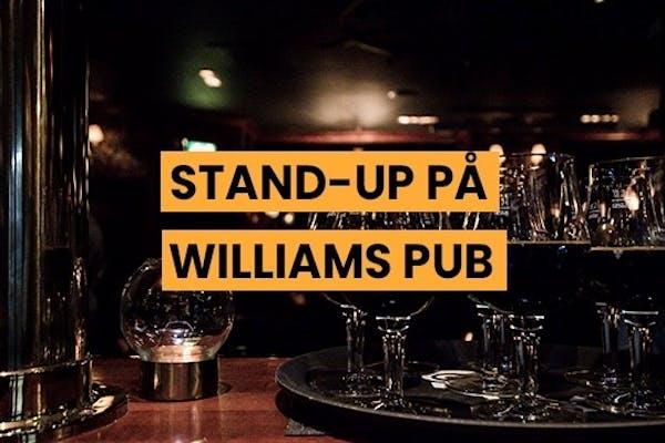 Standup på William's!