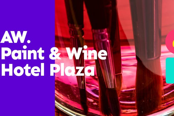 Paint & Wine: Hotel Plaza Karlstad