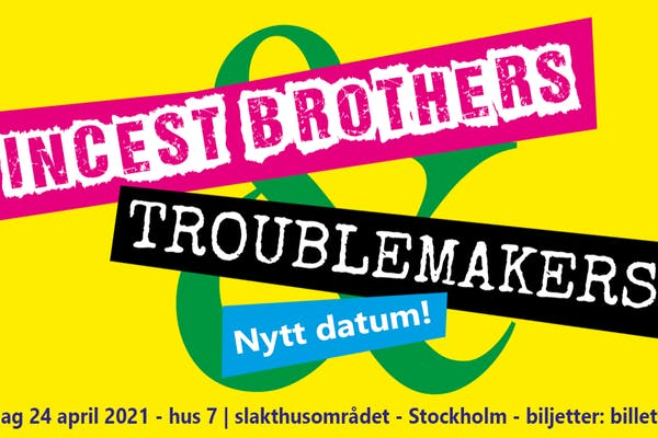 Incest Brothers ★ Troublemakers