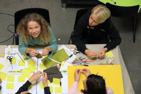 Kids Island iværksætterakademi: Lyngby - torsdagshold