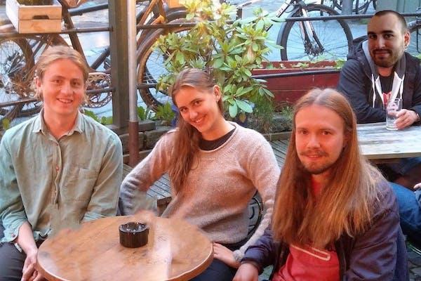 Unge norske jazzstudenter
