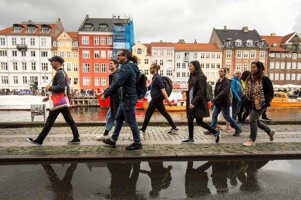 A Walk Through Time: Copenhagen's Architecture
