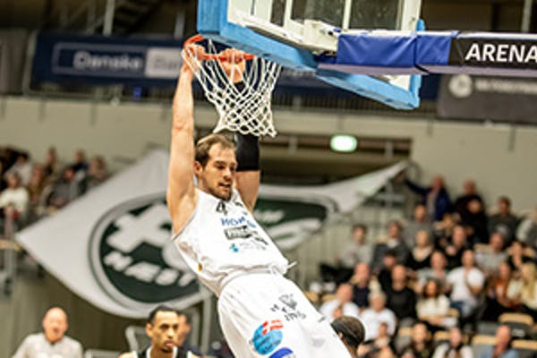 Basketligaen: TFN vs. Randers Cimbria