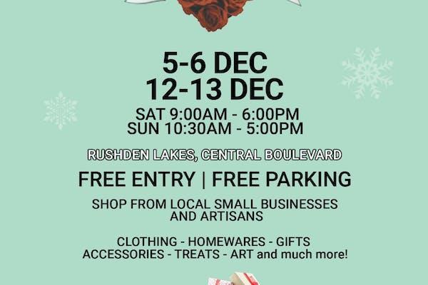 Rushden Lakes Handmade and Vintage Christmas Market