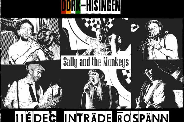 Sally and the Monkeys (NYTT DATUM)