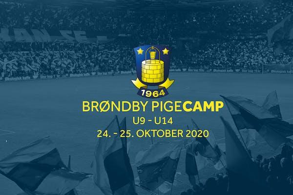 Brøndby Pige Camp U9-U14 (årgang 2012-2007)