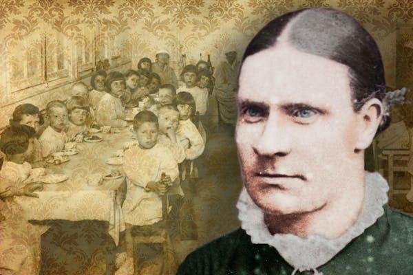 Radiobiograf og historieaften om barnemoderen Vilhelmine Møller
