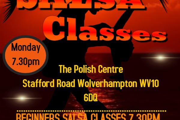 Wolverhampton Beginners Salsa Lessons